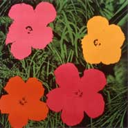 Flowers by Andy Warhol, 1964