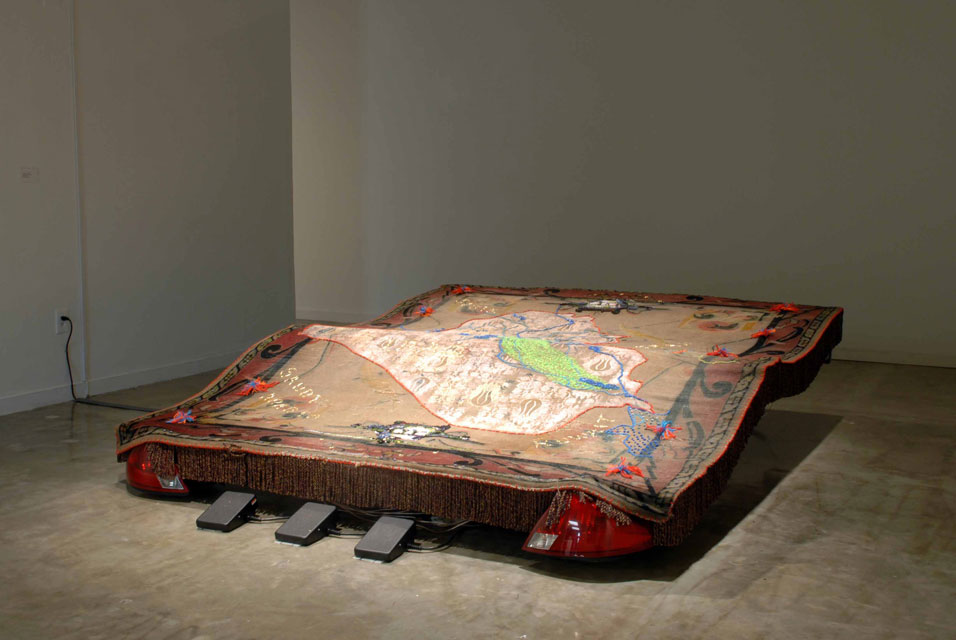 Flying Carpet by Pip Brant