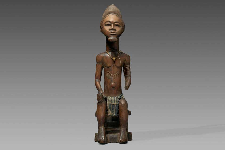 Nelson Atkins receive important african art collection