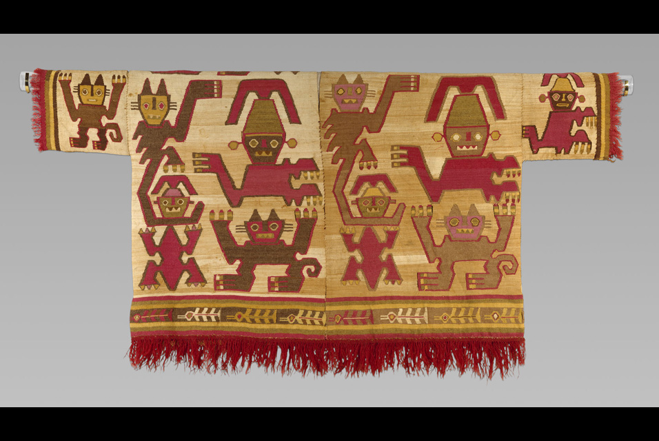 Exhibition of Magnificent Andean Tunics on View at Metropolitan Museum