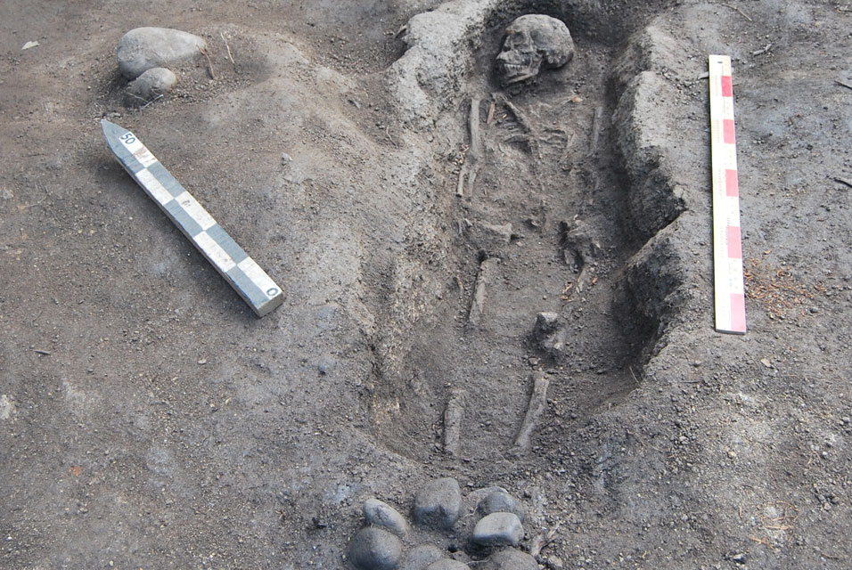 Mexican archaeologists discover the tomb of a pre-hispanic governor in Copalita
