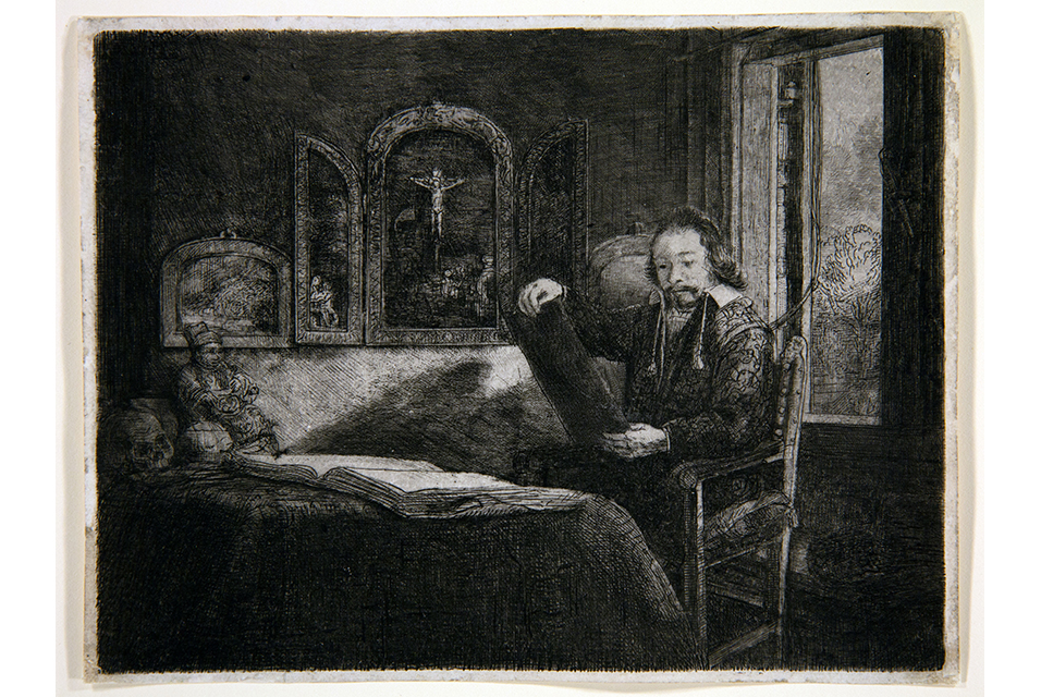 #rembrandt - Rembrandt in black & white: Exhibition of 85 original etchings on view at BOZAR in Brussels - @artdaily.org Artes & contextos bozar 2