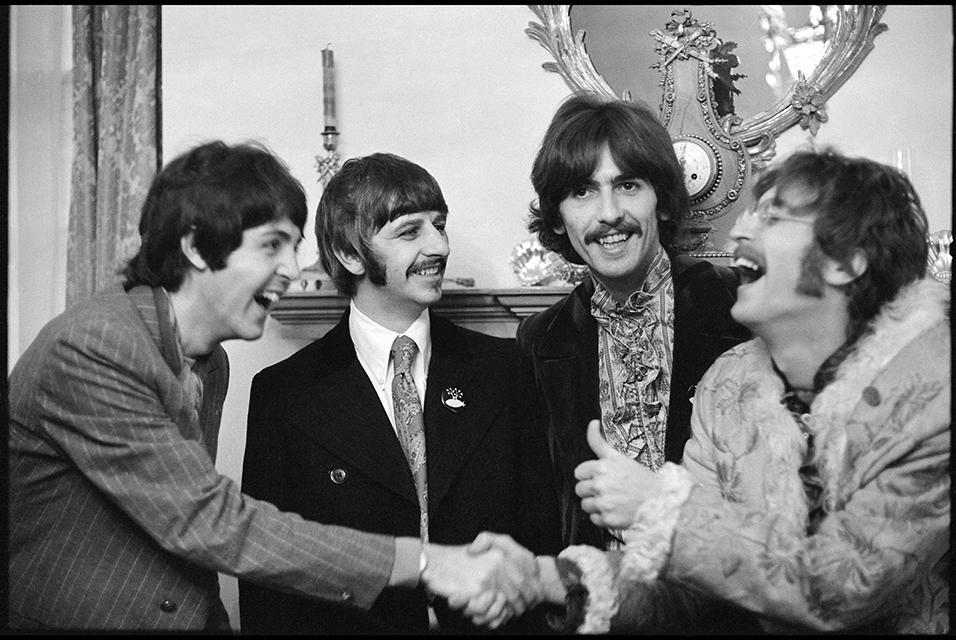 The Beatles Polska: Zdjęcia autorstwa Lindy McCartney trafią do V&A Museum w Londynie. To prezent od rodziny McCartney